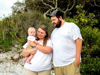 Angel Slaughter Family Portraits | Grayton Beach State Park