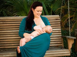 Carla & Baby Nicolas