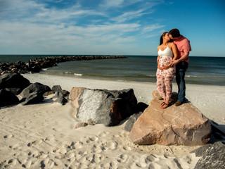 Jessica & Russell Woods | Maternity | Panama City Beach Fl