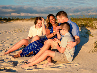Coleman Williams Family Portraits | Camp Helen