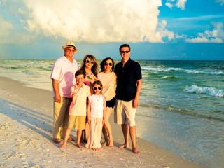 Strong Family Portraits   Seacrest Beach