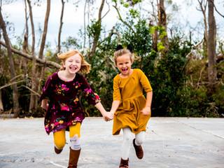 Maddie & Ella Christmas Minis