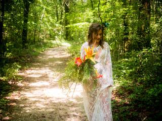 Kayla Messer | Boho Bridal | Econfina Creek