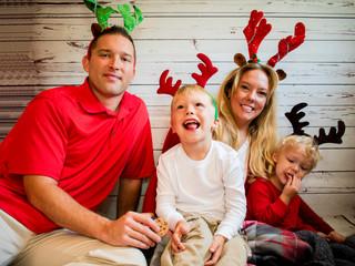 The Behern's Family Christmas Minis