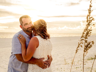 Megan & John Davis Wedding | Panama City Beach