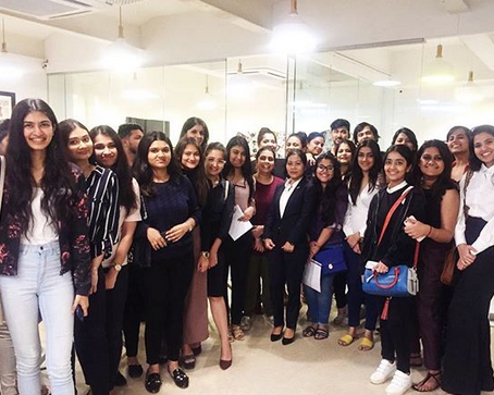 Recruitment Day with Reliance - 55 Students Successfully Placed Across 42 Luxury & Fashion Brands