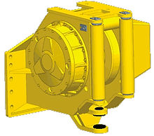 Paccard Winch Division-Komatsu-Carco Model H90-Kaizen Systems authorized distributor-Exporting all over the world.