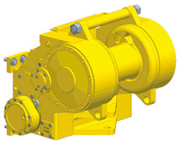 Paccard Winch Division-New Holland-Carco 70A-PS-Kaizen Systems authorized distributor-Exporting all over the world.
