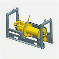 Paccard Winch Division-Braden Pneumatic hoist-Kaizen Systems authorized distributor-Exporting all over the world.