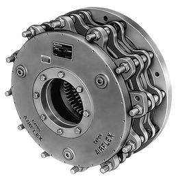 Eaton Airflex clutch and brakes-FRICTION BRAKE BDA series-Kaizen Systems authorized distributor. Exporting all over the world