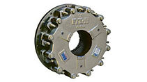 Eaton Airflex DBBS disc style brakes are spring-applied and air or hydraulically released-Kaizen Systems authorized distributor-Exporting all over the world