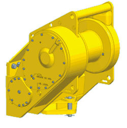 Paccard Winch Division-New Holland-Carco Model H40-Kaizen Systems authorized distributor-Exporting all over the world.