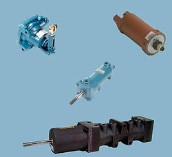 Aventics (formerly Rexroth Pneumatics) Pneumatics Products - Pneumatic Actuators & Positioners - Mobile Type Air Cylinders - Kaizen Systems authorized distributor - Exporting all over the world