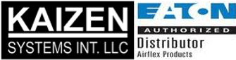 Eaton Airflex-Kaizen Systems authorized distributor. Exporting all over the world