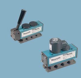 Rexroth - Taskmaster 4-Way Directional Control Valves - Kaizen Systems authorized distributor - Exporting all over the world