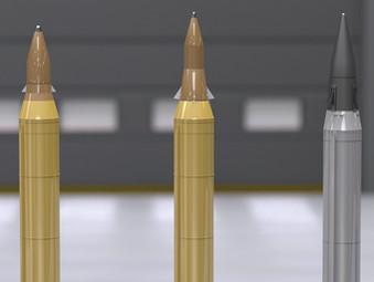 Iran's liquid propellant ballistic missile
