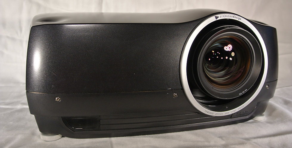 Projectiondesign Barco F32 projector 8000 ansilumen WUXGA FULL HD