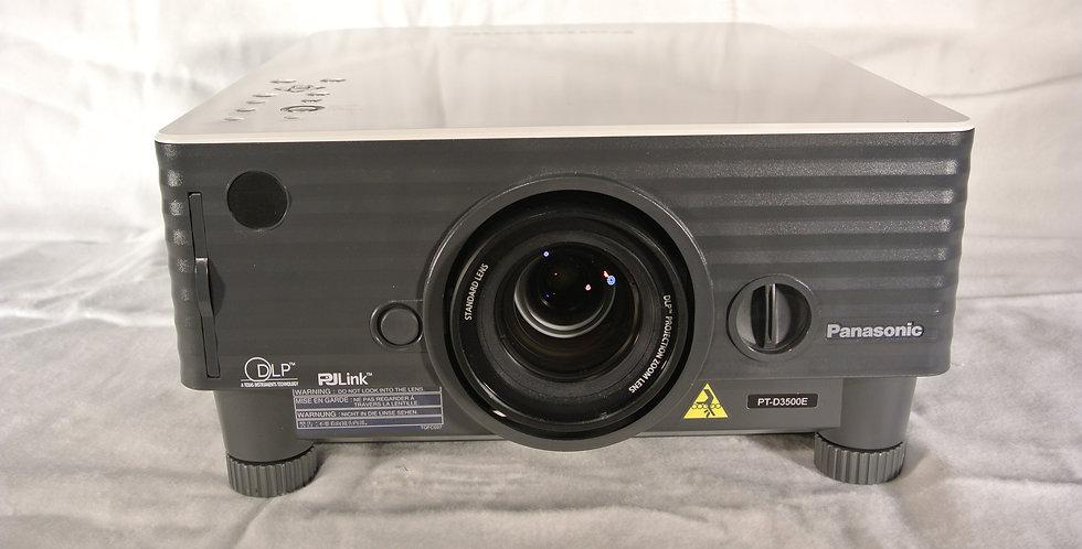 Panasonic PT-D 3500 projector 3500 ansilumen XGA