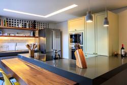 Cozinha em Perspectiva