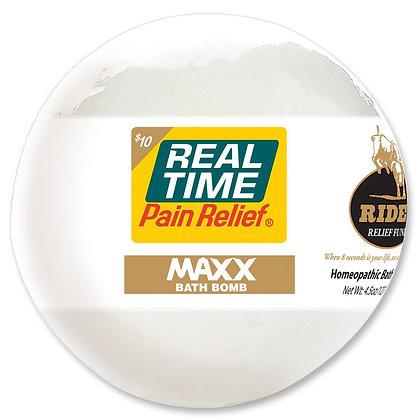 MAXX Relief Bath Bomb