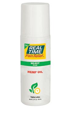 SELECT PLUS HEMP OIL (CBD) 3oz