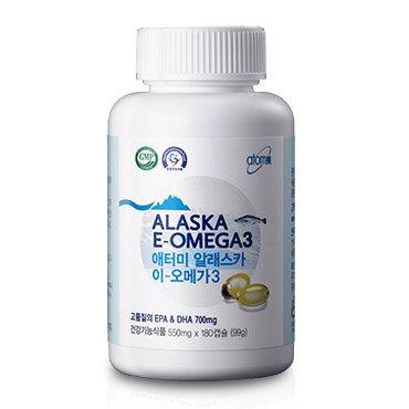 Alaska E-Omega 3