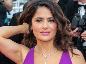 Salma Hayek's Secrets to Staying Healthy