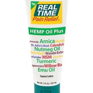 HEMP Oil Plus Pain Relief