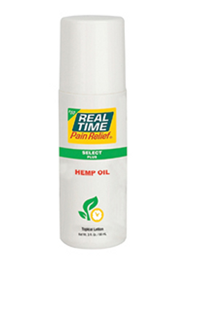 REAL TIME SELECT PLUS HEMP OIL