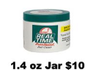 Foot Cream 1.4oz Jar