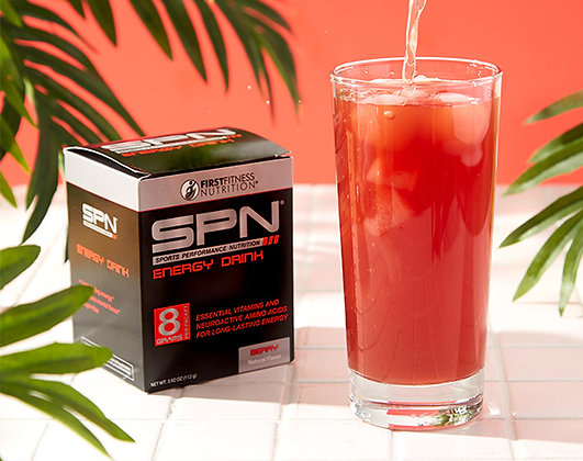 SPN ENERGY DRINK