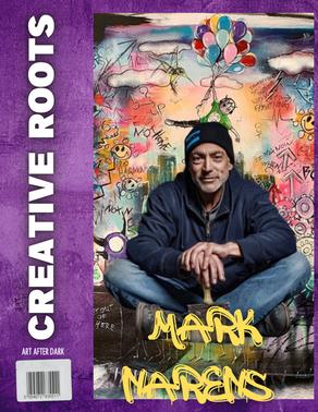 Mark Narens Artist