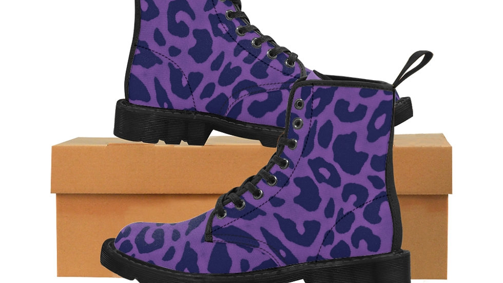 Purple Men's Baron Boots