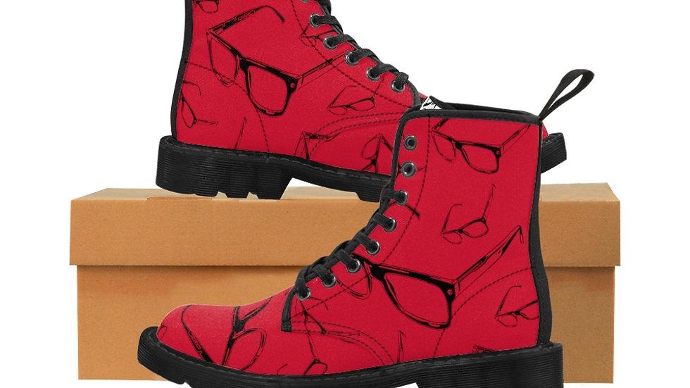 Red Duke Glasses Baron Boots