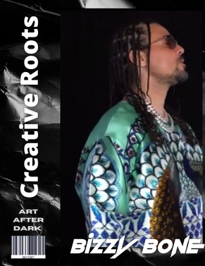 Bizzy Bone Dons Steampunk Fit in Murder For Hire