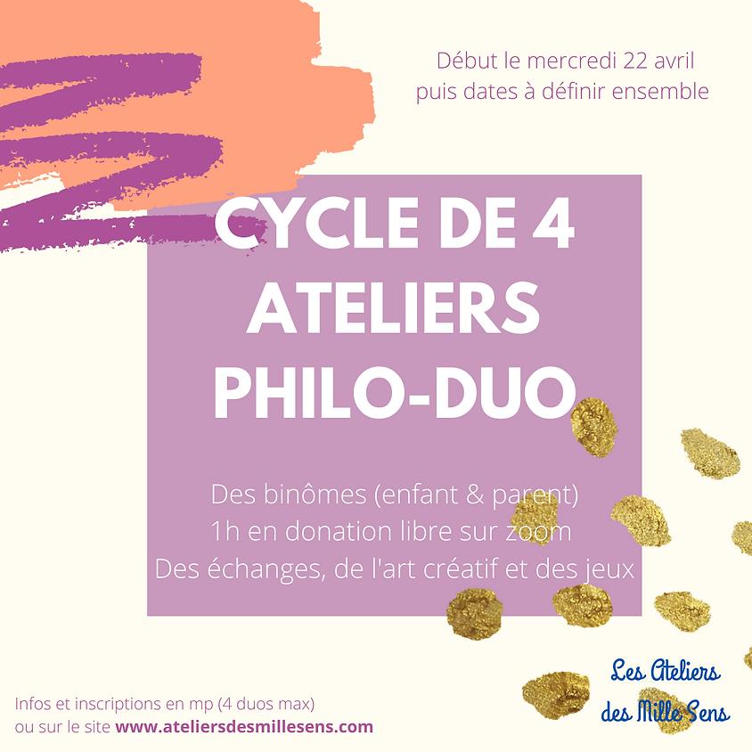 Ateliers Philo-Duo