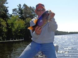 Retreat Lodge Bass Fishing