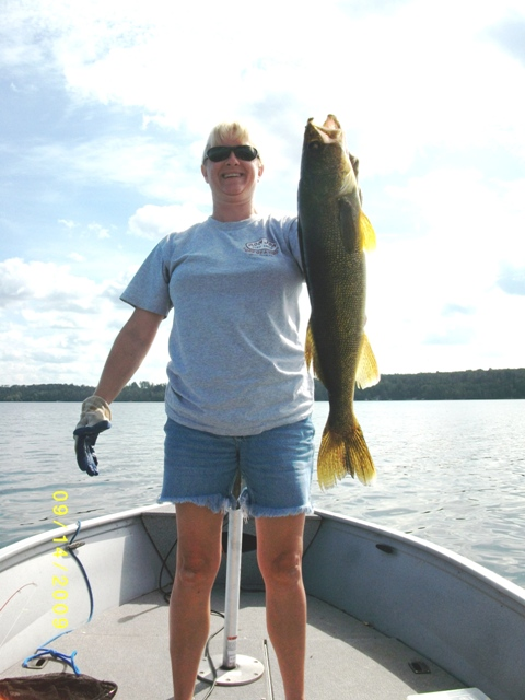 Walleye Queen