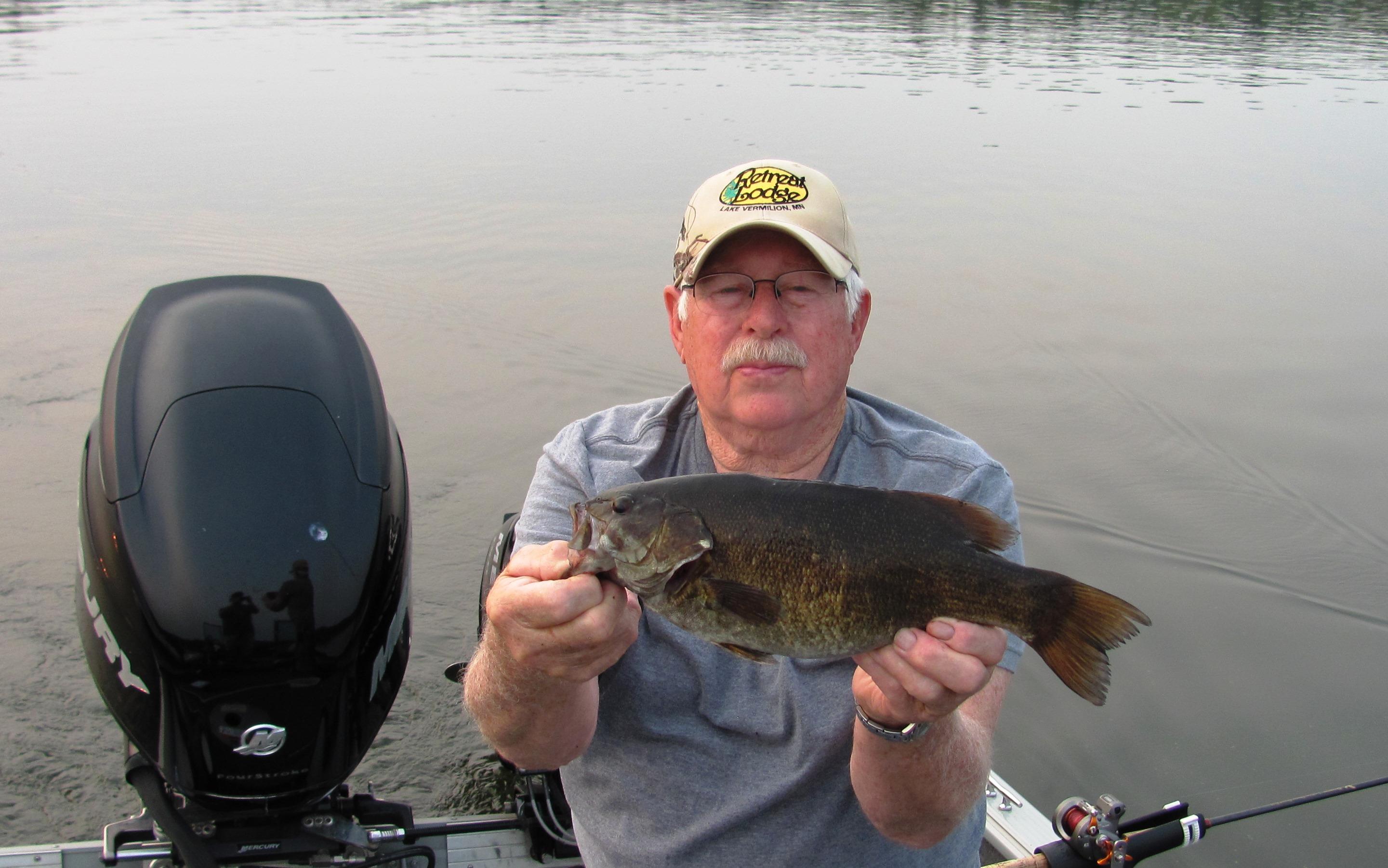 Joes big bass