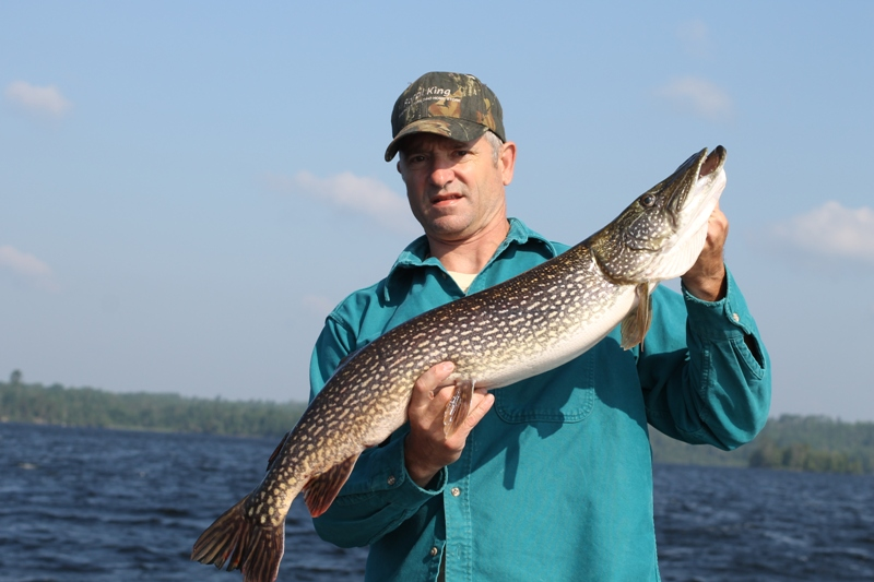 Lake Vermilion Pike