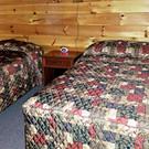 Lodge Unit Bedroom