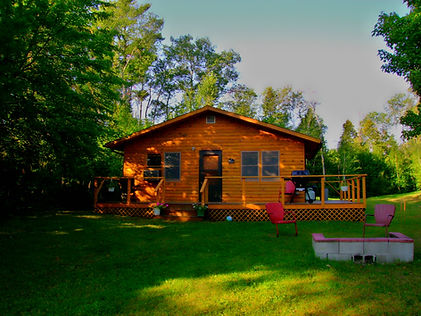Lake Vermilion Private cabin rental