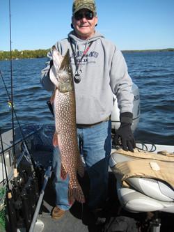 Lake Vermilion Pike