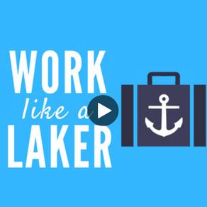 #WorkLikeALaker - Exploring Career Options