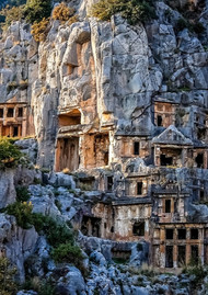 Myra Ancient City, Antalya