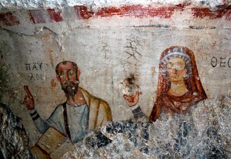 St. Paul's Grotto, Ephesus
