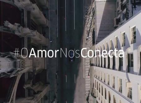 Uber na Parada LGBT #OAmorNosConecta