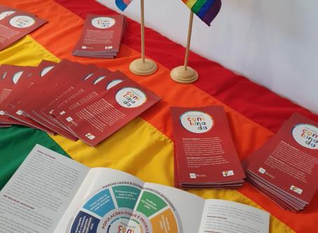 Fórum e AHF lançam folder sobre prevenção combinada em Reunião Técnica de HIV e Aids