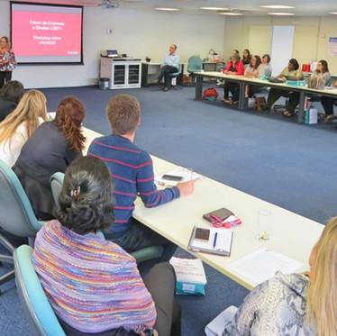 Workshop do Fórum sobre HIV/Aids reúne empresas signatárias