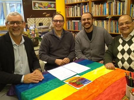 Câmara de Comércio e Turismo LGBT é a nova parceira do Fórum